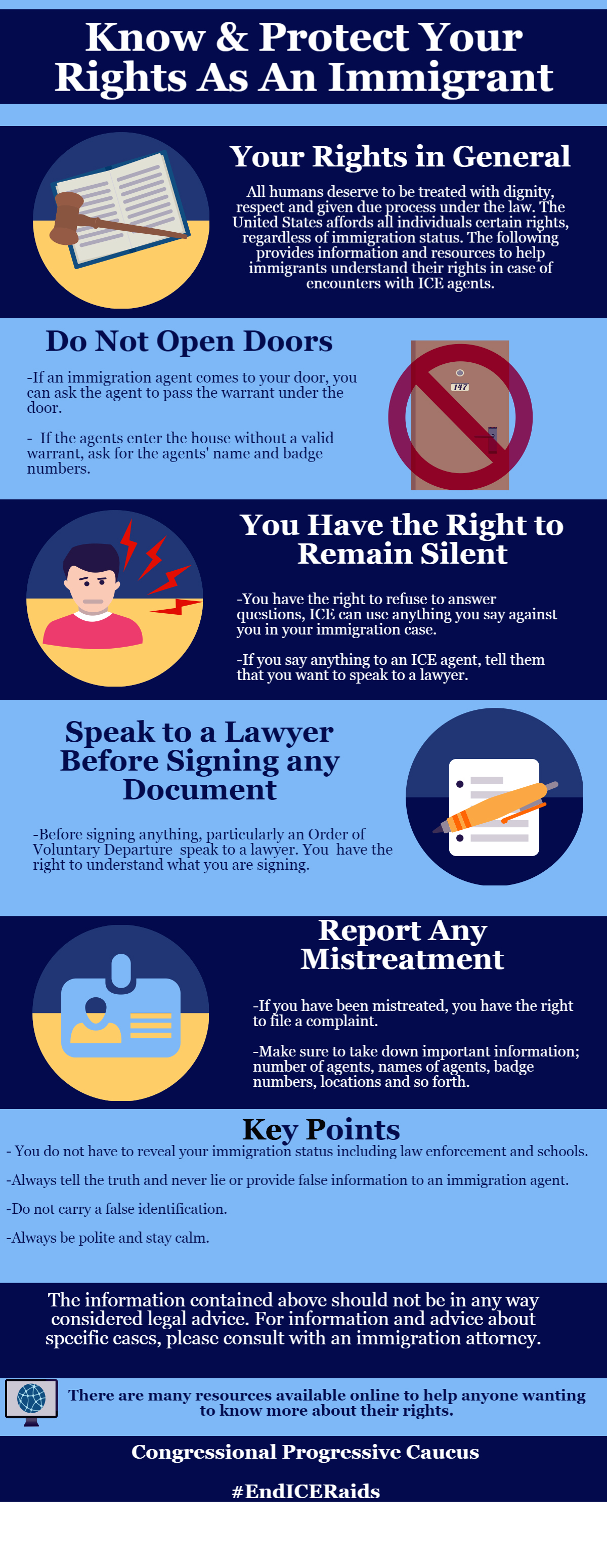 Know & Protect Your Rights As An Immigrant